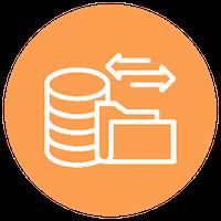 DATA SERVICES Transformation Icon